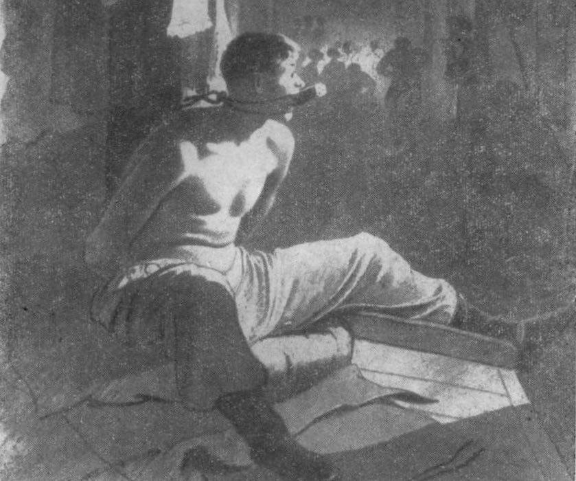 Хронологічна таблиця життя Шевченка