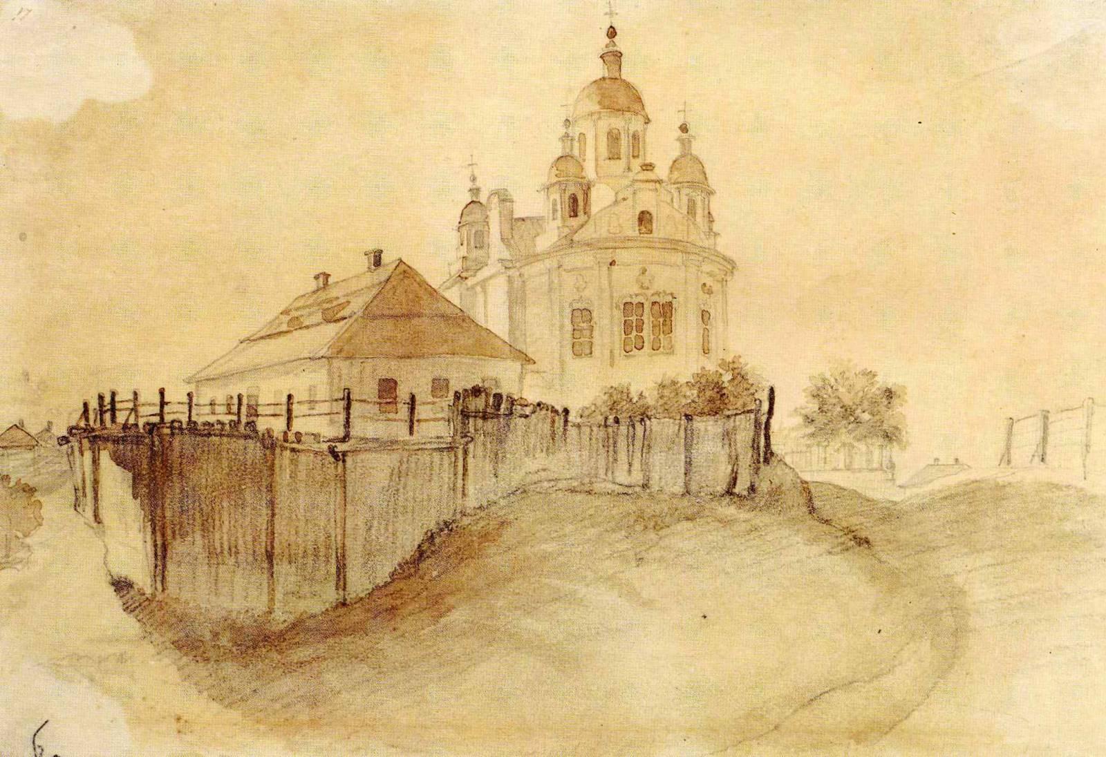 Будинок І. П. Котляревського в Полтаві