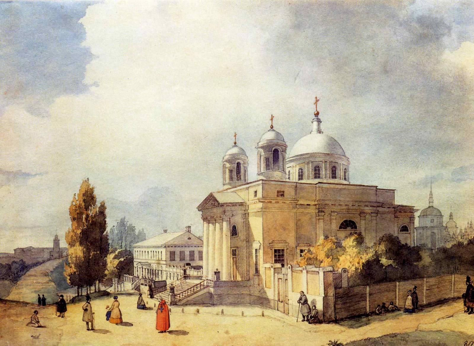 Костел св. Олександра у Києві