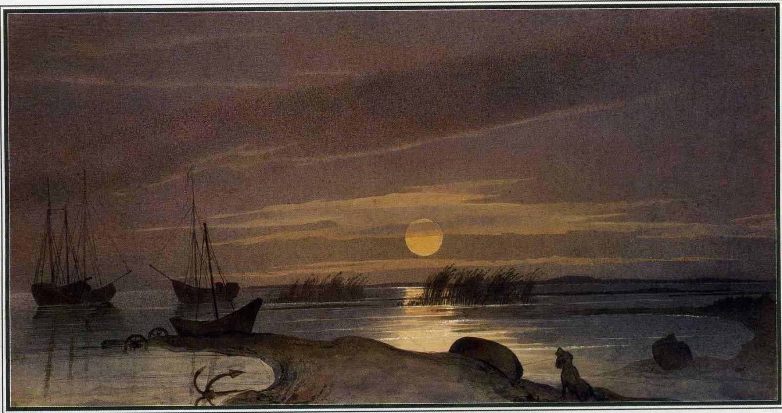 Місячна ніч на Косаралі