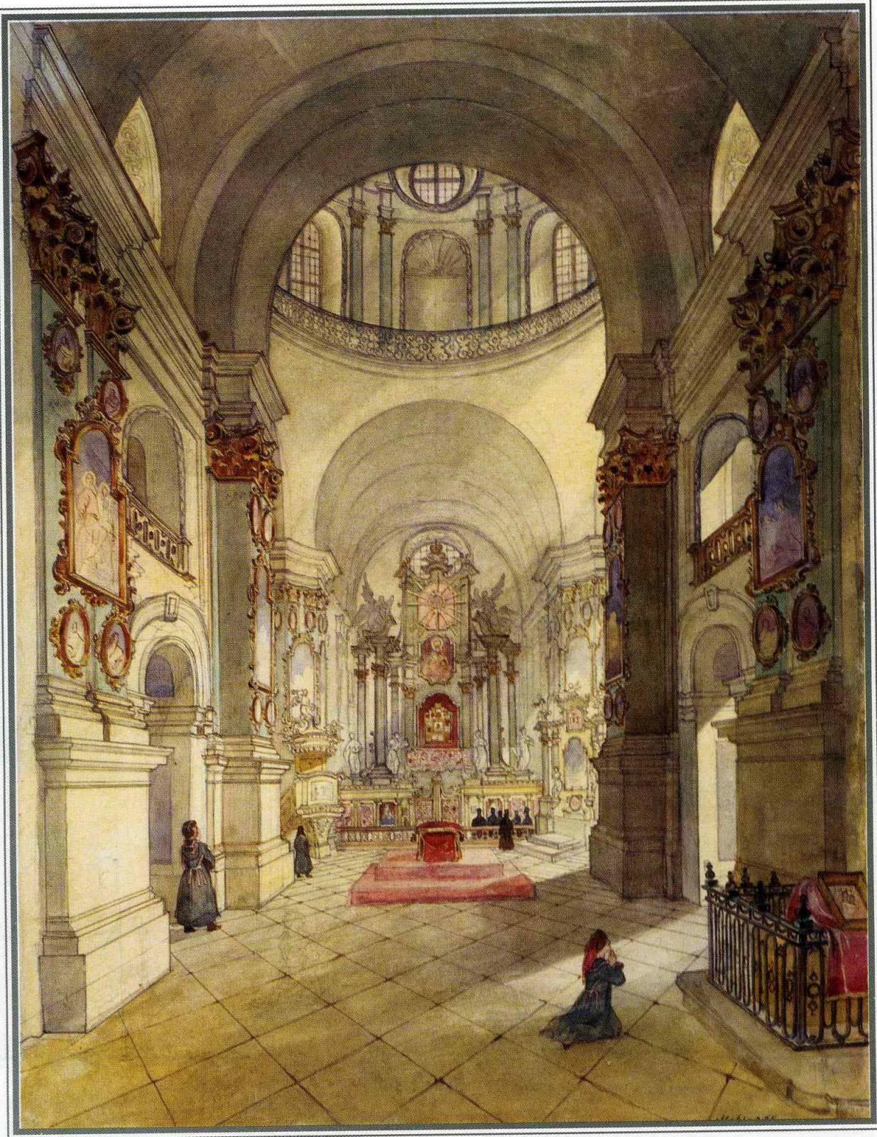 У соборі Почаївської лаври