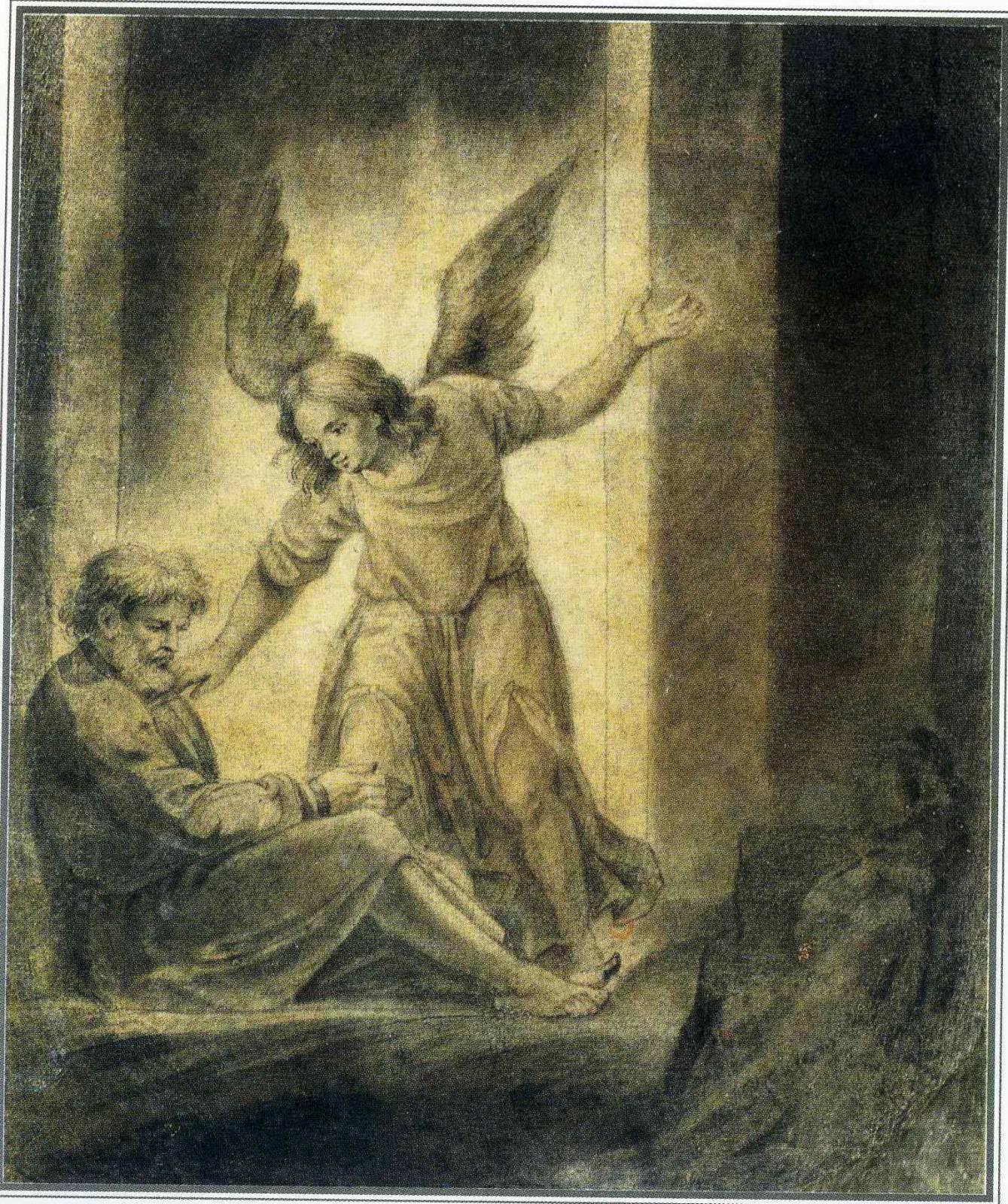 Визволення апостола Петра з темниці