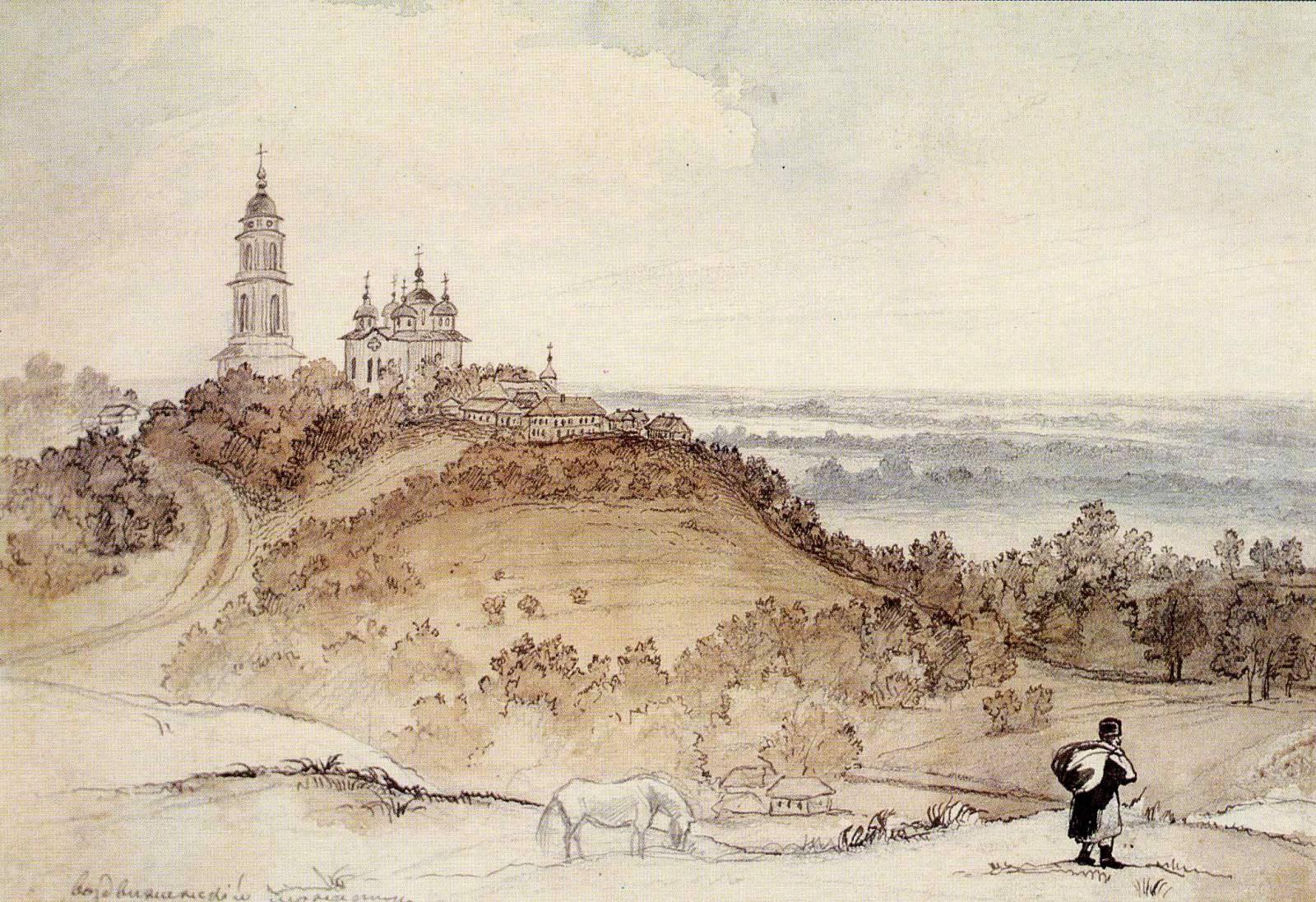 Воздвиженський монастир у Полтаві